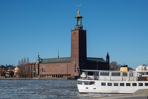 Ledningsgrupp Lön Stockholm